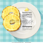 Pineapple nutrition facts