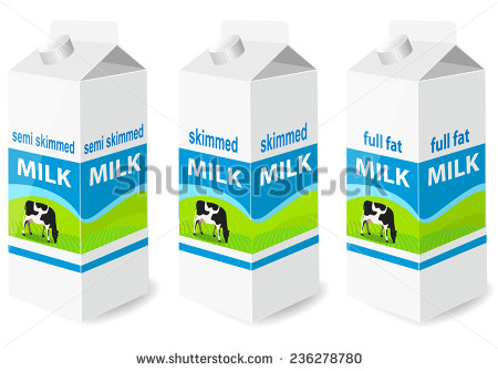 Skim Milk Nutrition Facts
