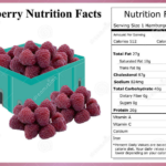 raspberries nutrition facts