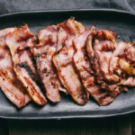 nutrition facts on bacon
