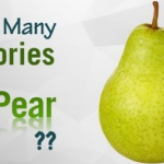 Calories In A Pear
