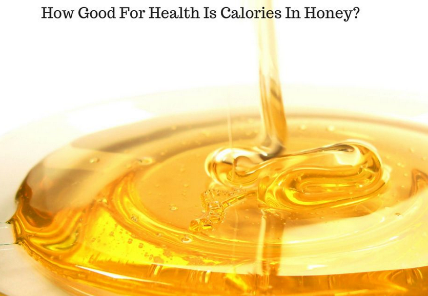 calories in honey