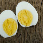 how many calories in a boiled egg
