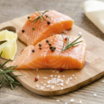 salmon nutrition facts
