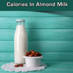 Calories in Almond Milk