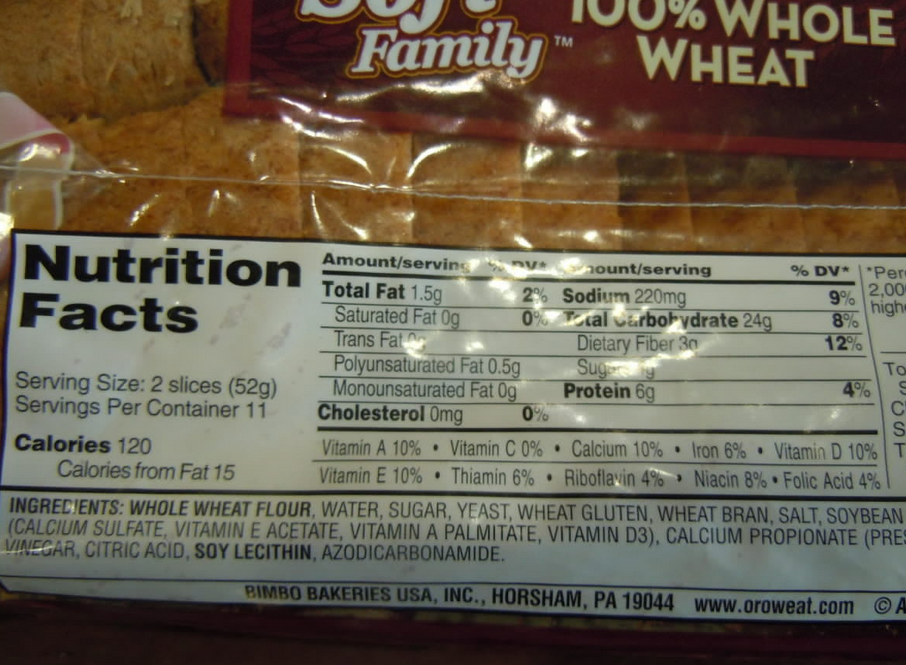 foto Bread Calories, Nutrition Facts, and Health Benefits