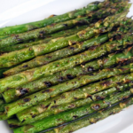 health benefits of grilled asparagus