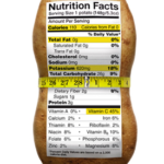 potato nutrition