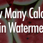Calories in Watermelon