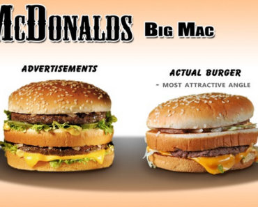 Calories in a Big Mac