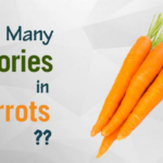 calories in a carrot