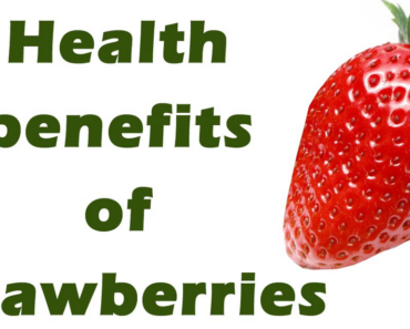 strawberries health benefits