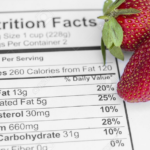 strawberries nutrition facts