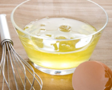 egg white nutrition facts