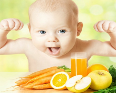 Diet and Nutrition of Infants