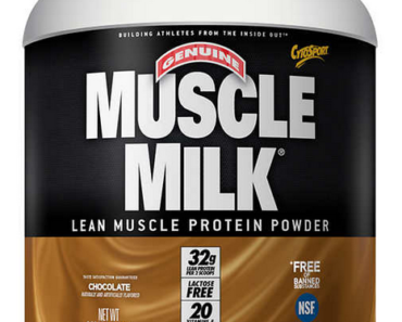 Muscle Milk Nutrition Facts