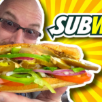 subway sandwich nutritional information