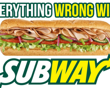 Subway bread nutrition facts