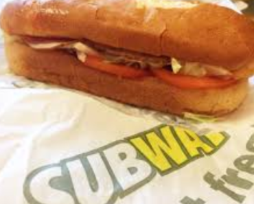 subway nutrition info