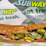 Subway nutritional information