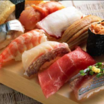 sushi nutrition facts