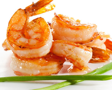 nutrition facts of shrimp