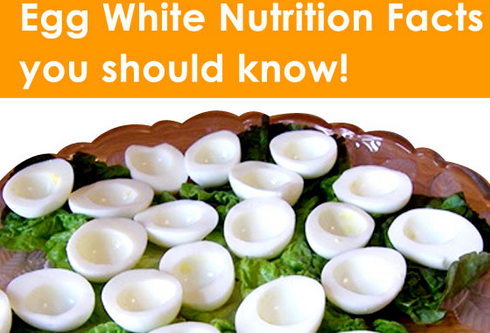 1 Egg White Nutrition Facts The Truth About Food Fruit Vegetable