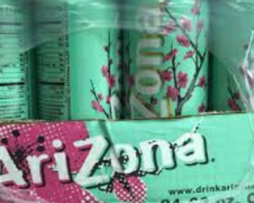Arizona Green Tea Nutrition Facts