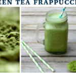 Green Tea Frappuccino Nutrition