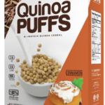 Puffed Quinoa Nutrition Facts
