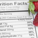 Nutrition In Strawberries
