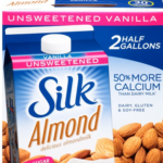 Silk Almond Milk Nutrition Facts