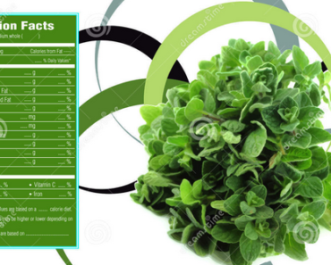 Thyme Nutrition Facts