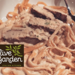 Olive Garden Menu Nutritional Information