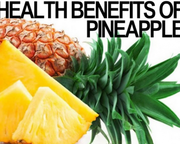 Benefits of Pineapple Fruit