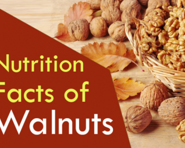 Walnuts Nutrition Facts