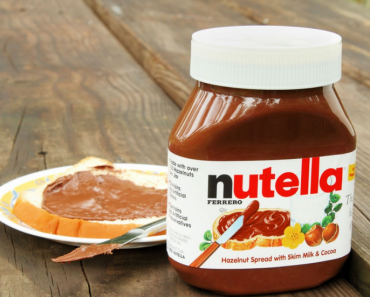 Nutella Nutrition