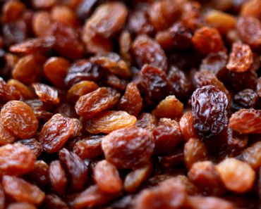 Raisins is Good For You