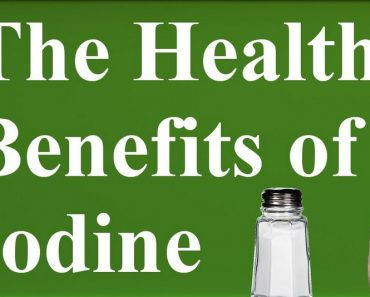 Benefits of Iodine
