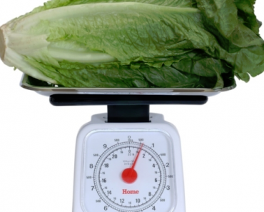 Calories in Romaine Lettuce